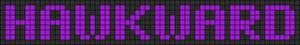 Alpha pattern #5672