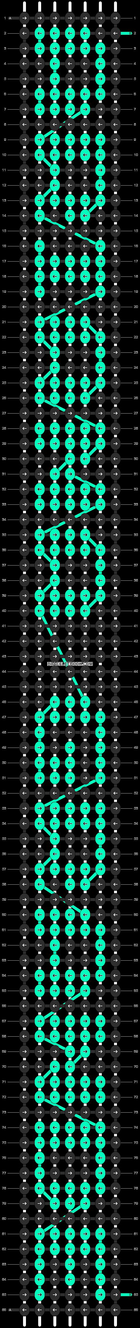 Alpha pattern #5677 pattern