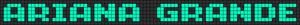 Alpha pattern #5677