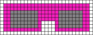 Alpha pattern #5679