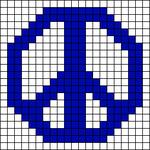 Alpha pattern #5681
