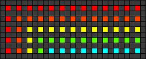 Alpha pattern #5687