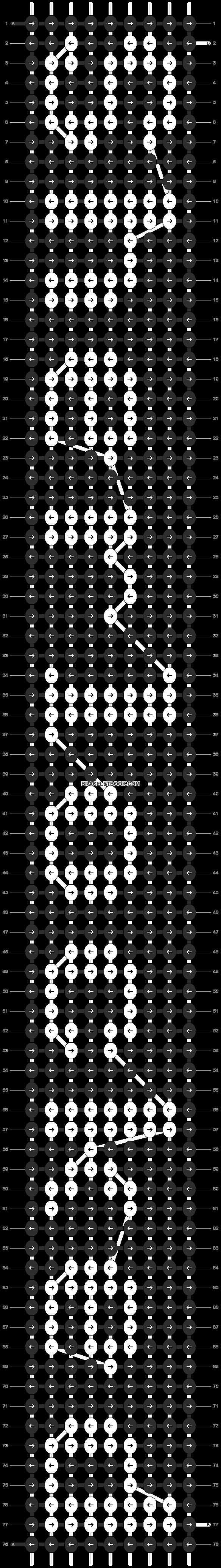 Alpha pattern #5688 pattern