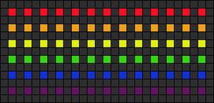 Alpha pattern #5696
