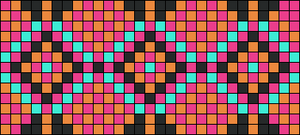 Alpha pattern #5702