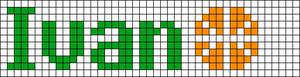 Alpha pattern #5704