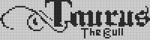 Alpha pattern #5705