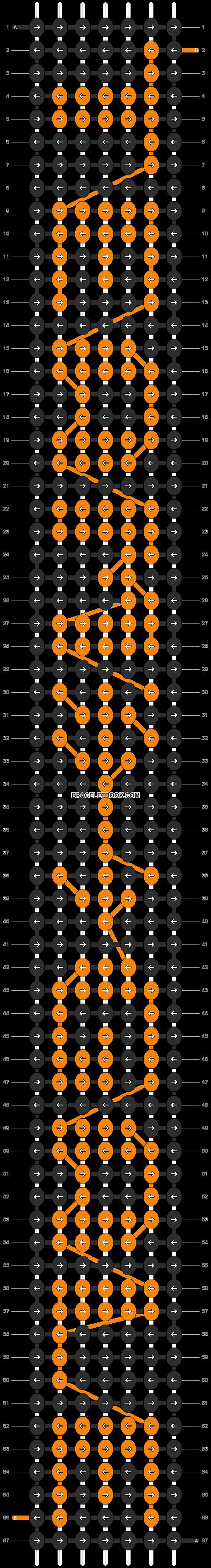 Alpha pattern #5711 pattern