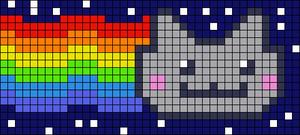 Alpha pattern #5715