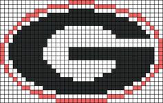 Alpha pattern #5717