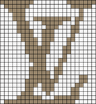 Alpha pattern #5722