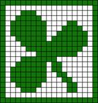 Alpha Friendship Bracelet Pattern #5725