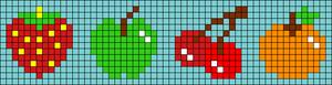 Alpha pattern #5729