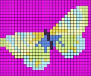 Alpha pattern #5734