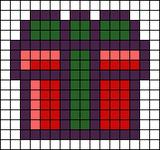 Alpha Friendship Bracelet Pattern #5736