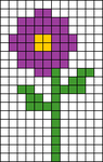 Alpha pattern #5737