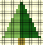 Alpha pattern #5738