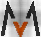 Alpha pattern #5740