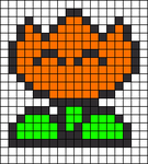 Alpha pattern #5744