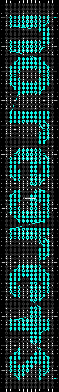 Alpha pattern #5745 pattern