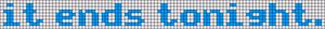 Alpha pattern #5750