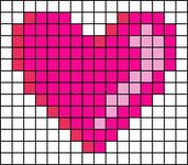 Alpha Friendship Bracelet Pattern #5753