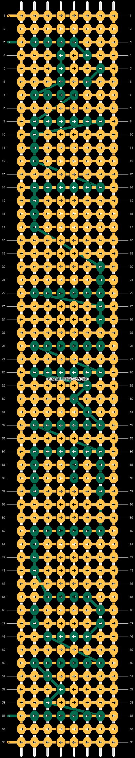 Alpha pattern #5755 pattern