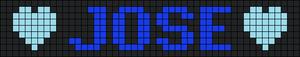 Alpha pattern #5758