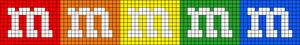 Alpha pattern #5759
