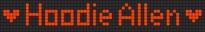 Alpha pattern #5761
