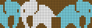 Alpha pattern #5763
