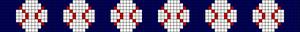 Alpha pattern #5766