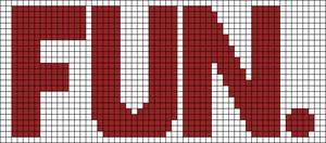 Alpha pattern #5768
