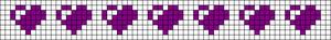 Alpha pattern #5782