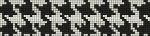 Alpha pattern #5787