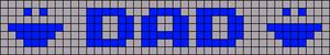 Alpha pattern #5788