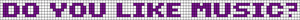 Alpha pattern #5789