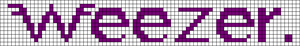 Alpha pattern #5796