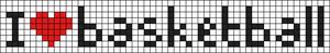 Alpha pattern #5801