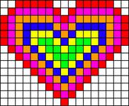 Alpha pattern #5810