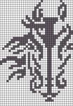 Alpha pattern #5813