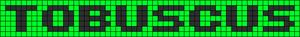 Alpha pattern #5816