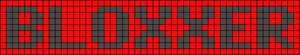 Alpha pattern #5820
