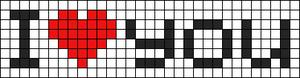 Alpha pattern #5822