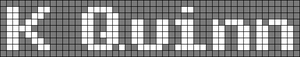 Alpha pattern #5826