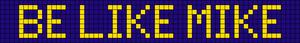 Alpha pattern #5827