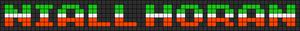 Alpha pattern #5829