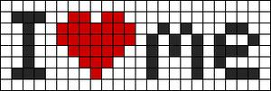 Alpha pattern #5830