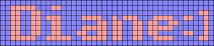 Alpha pattern #5831