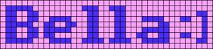 Alpha pattern #5833